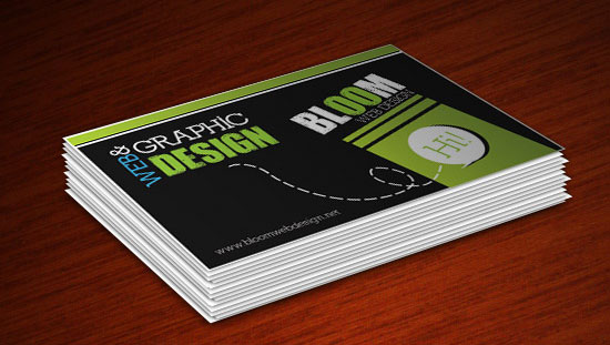 Design a Cool Print Ready Business Card in Illustrator & Photoshop