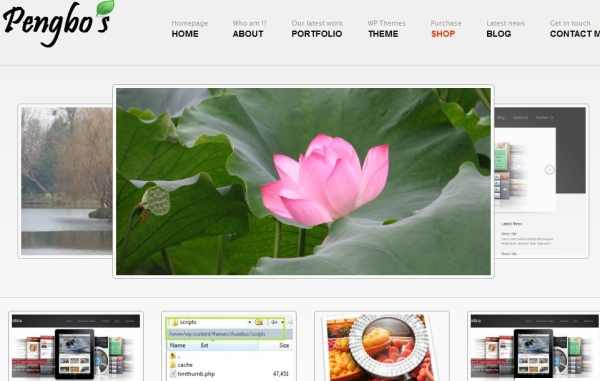 pengbos 35 Free Business WordPress Themes Which Are Awesome
