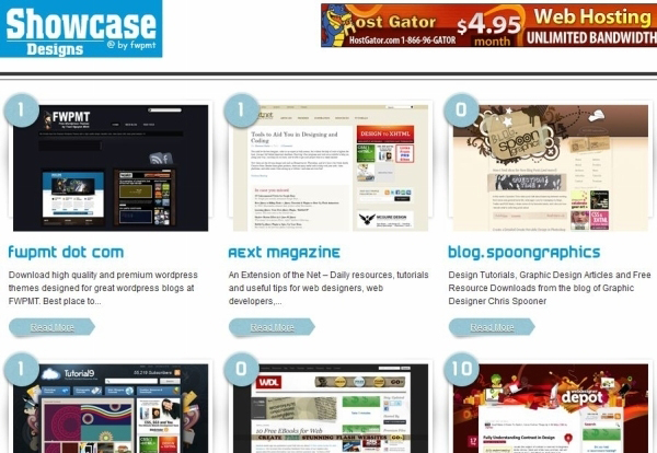 showcase designs 35 Free Business WordPress Themes Which Are Awesome