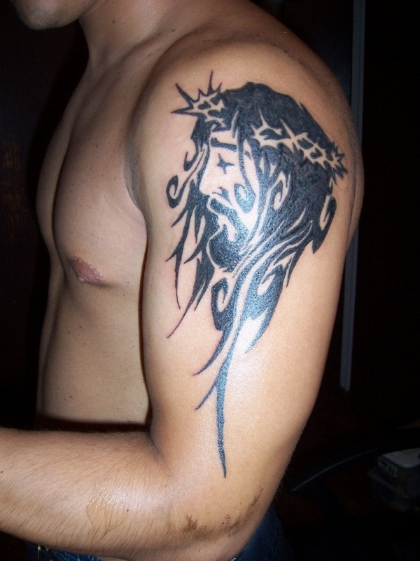 Jesus The Almighty Tattoo