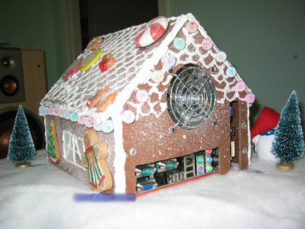 Ginger Bread PC