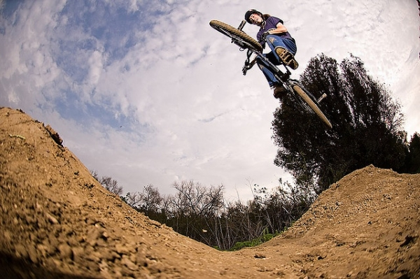 crazy dirt jump 20 Enthralling Dirt Bike Pictures
