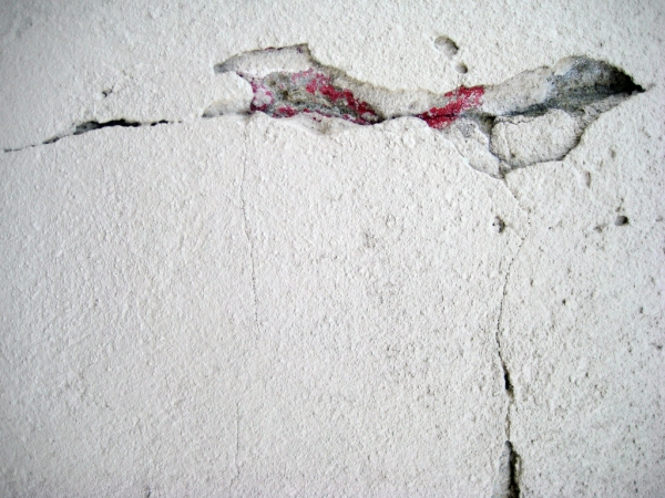 Crashed Drywall Texture