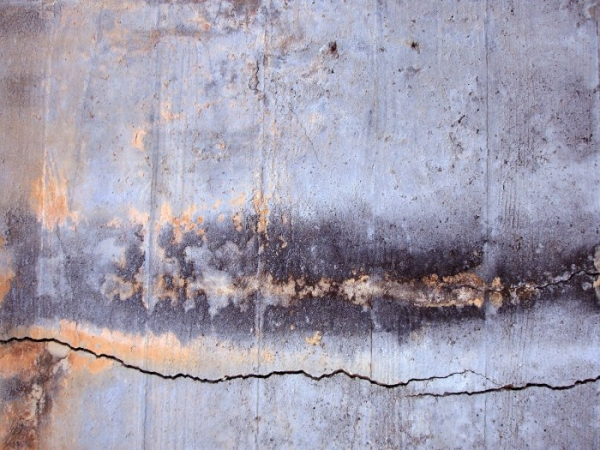 Rust Drywall Texture