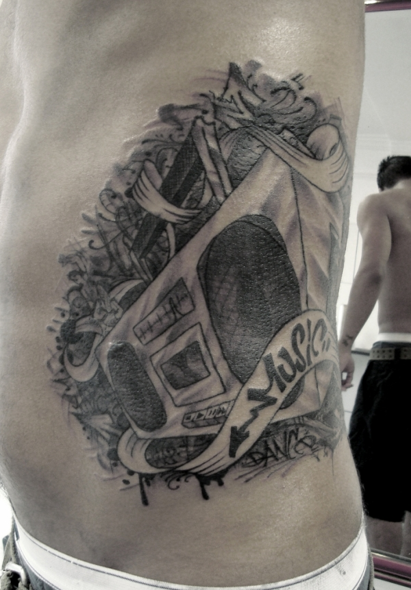 music tattoo 50 Free Tattoo Designs Which Are Awesome