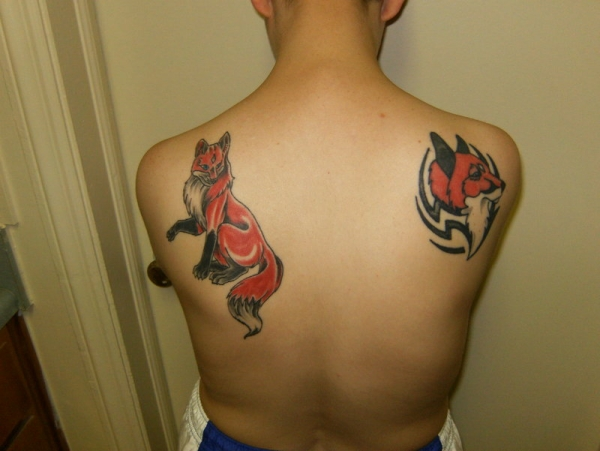 shoulder tattoo 50 Free Tattoo Designs Which Are Awesome