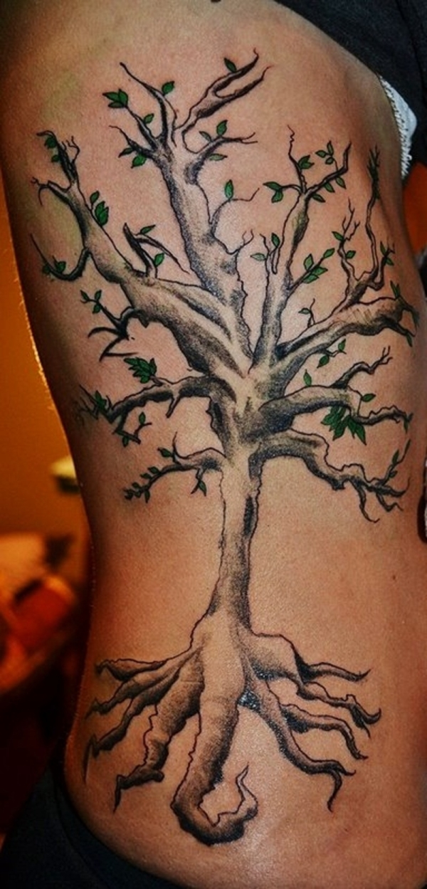 Family Tree Tattoos