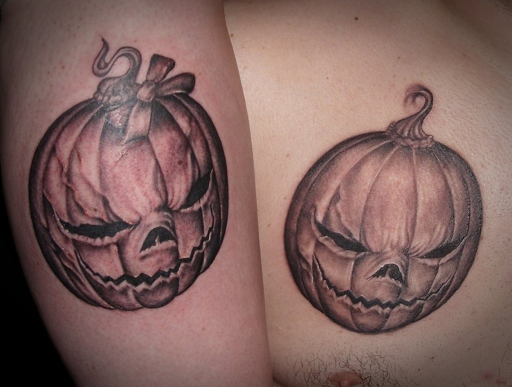 friendship halloween tattoo 20 Majestic Best Friend Tattoos