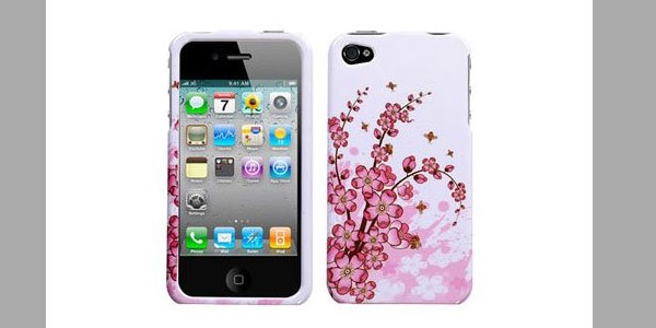 Spring Flower Clip-on Case