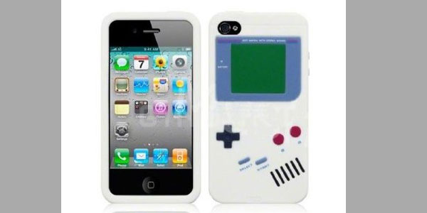 Gameboy Silicone Case