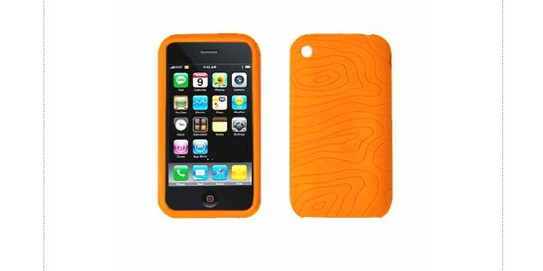 Textured Silicone Skin Case Cover