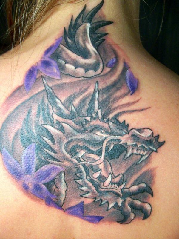 japanese dragon 15 Japanese Tattoo Designs