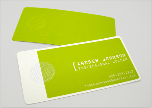 Andrew Jonson Business Card