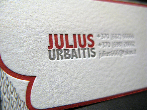 Julius Card