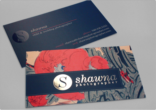 Shawna Business Card
