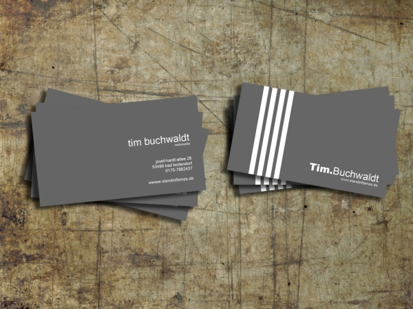 Tim Business Card