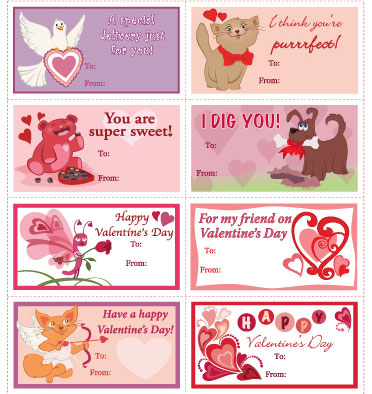 60 Love Filled Valentine Day Cards And Backgrounds Slodive