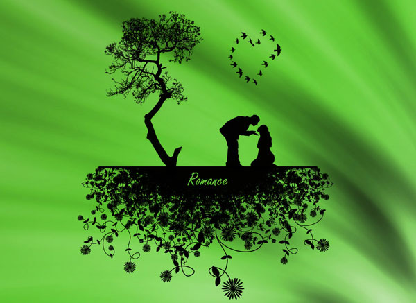 romance 60 Love Filled Valentine Day Cards and Backgrounds