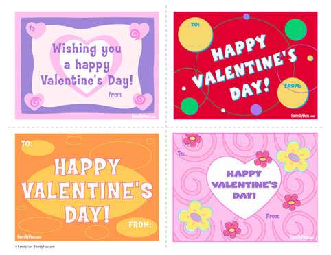 60 Love Filled Valentine Day Cards and Backgrounds SloDive – Happy Valentines Day Printable Cards