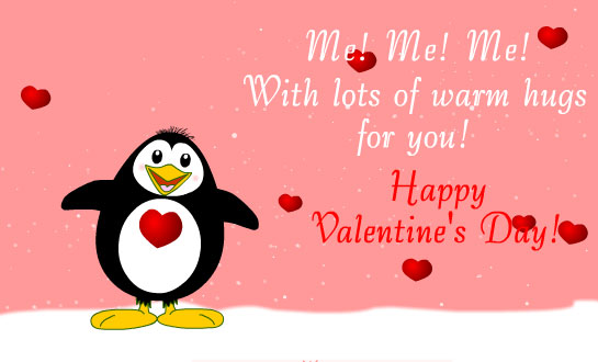 Valentine's Day Hugs