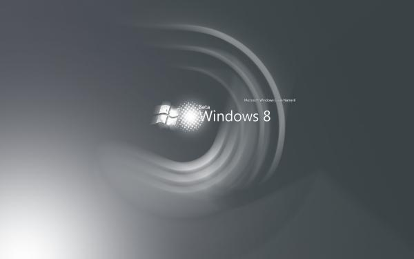 Grey Beta Windows 8