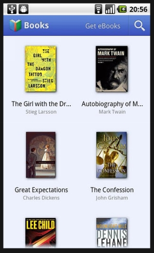 google books 50 Best Android Apps You Need To Check Today