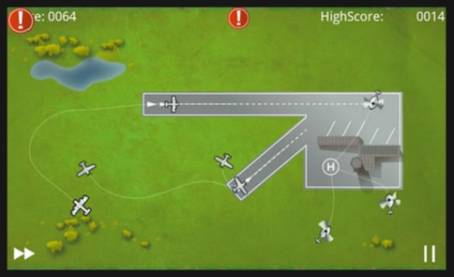 air control 50 Best Android Games