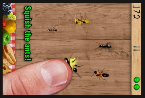 ant smasher 50 Best Android Games