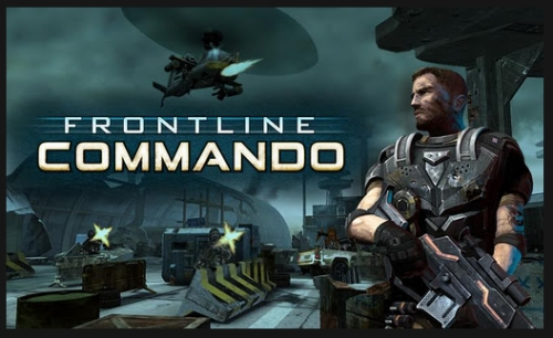 frontline commando 50 Best Android Games