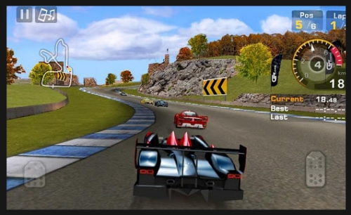 gt racing 50 Best Android Games