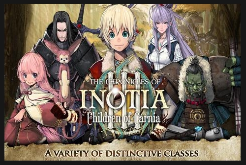 inotia3 50 Best Android Games