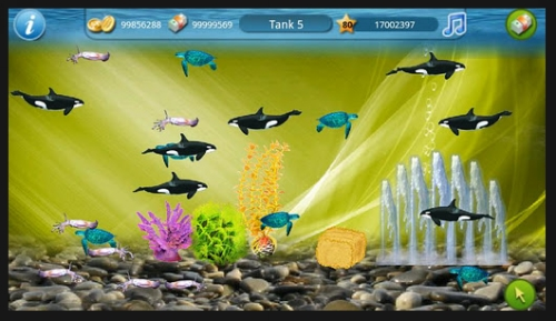 tap fish 50 Best Android Games