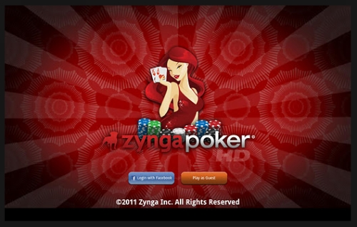 zynga poker 50 Best Android Games