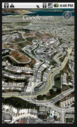 Google Earth ফাটাফাটি ২০টি Android Apps ফ্রী ডাউনলোড করে নিন