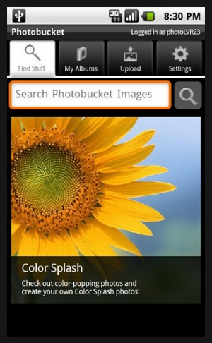 Photobucket Mobile
