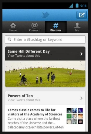 twitter 40 Best Free Android Apps