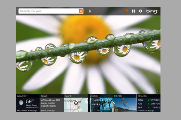 bing 30 Best iPad Apps You Should Install Today
