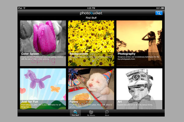 photobucket 30 Best iPad Apps You Should Install Today