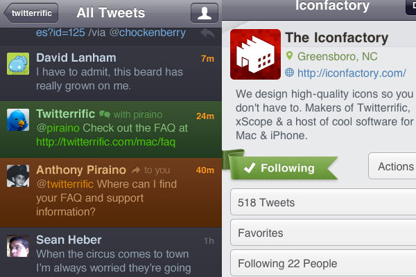 twitterrific 30 Best iPad Apps You Should Install Today