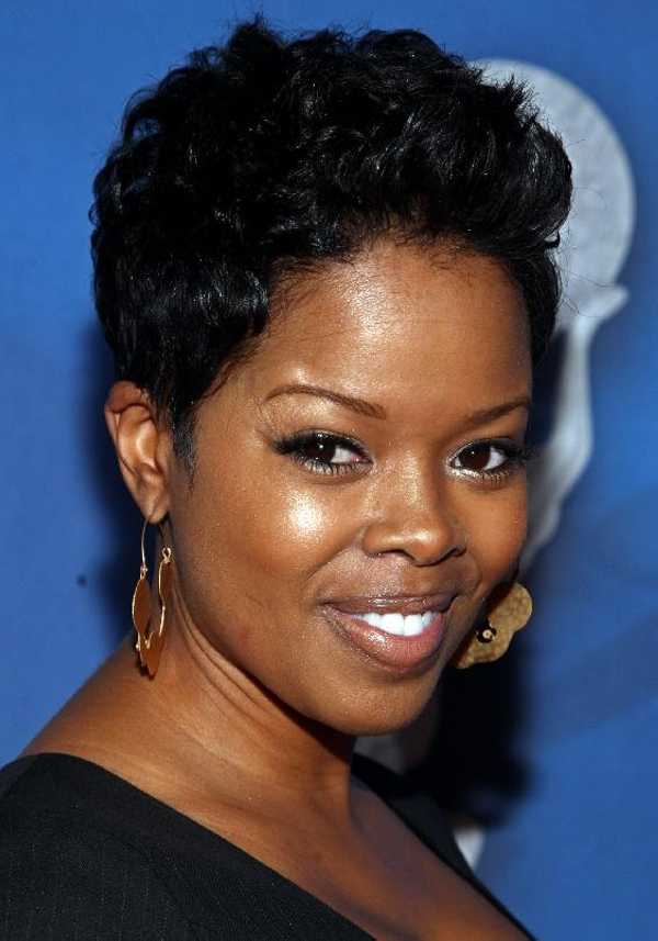 Terrific 30 Short Hairstyles For Black Women Hairstyle Inspiration Daily Dogsangcom