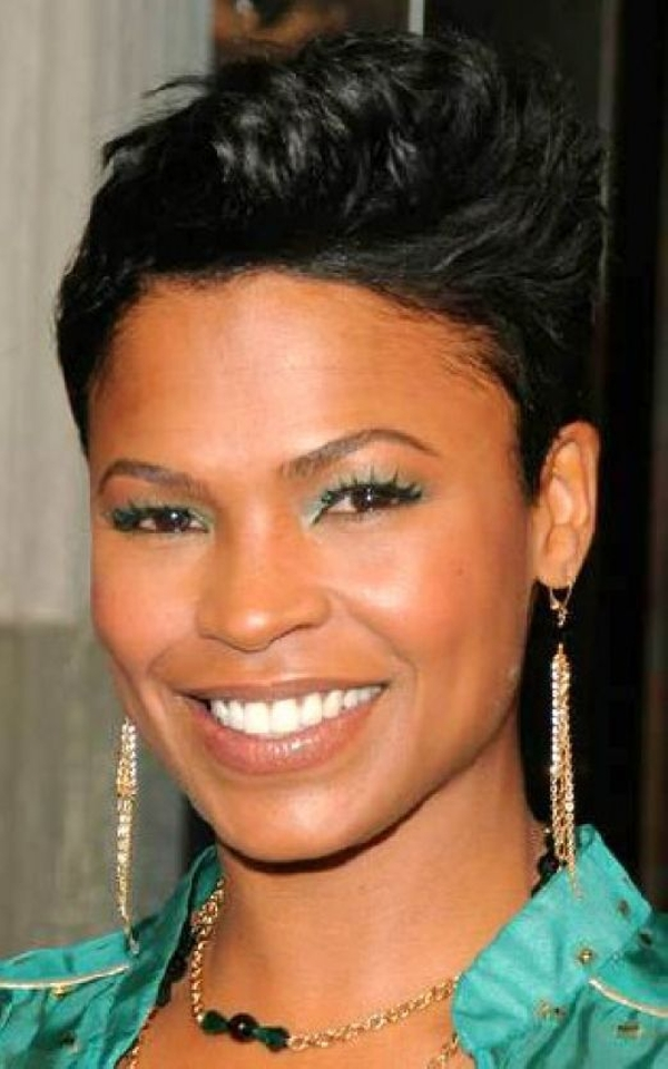Pleasant 30 Short Hairstyles For Black Women Hairstyles For Men Maxibearus