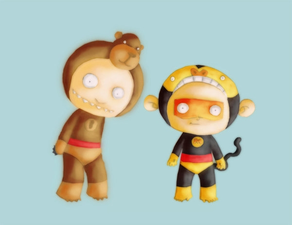 monkey concept 25 Cartoon Monkey Pictures You Will Enjoy