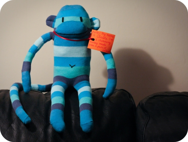 sock monkey poses 25 Cartoon Monkey Pictures You Will Enjoy
