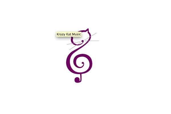 krazy kat music 35 Great Logos Inspired By Cats