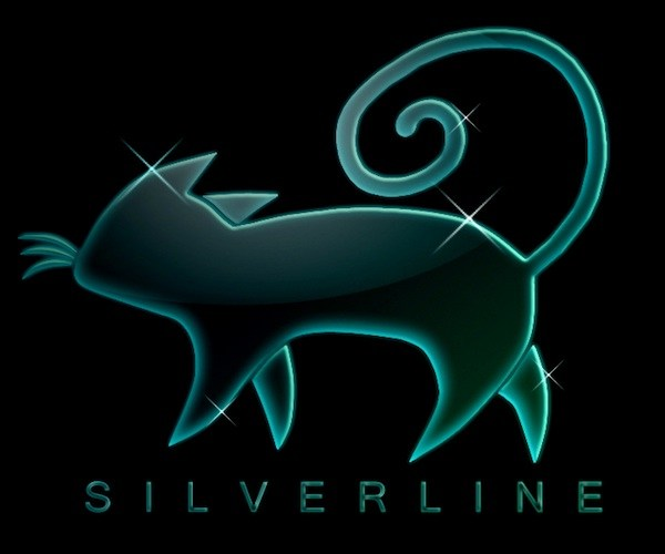 silver login logo 35 Great Logos Inspired By Cats