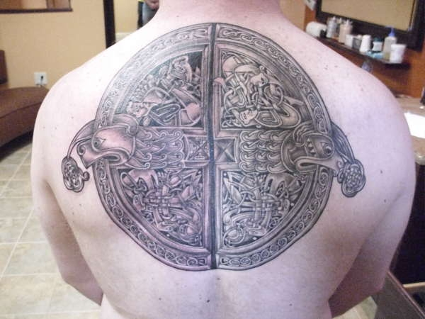 celtic colage tattoo 25 Awesome Celtic Knot Tattoos