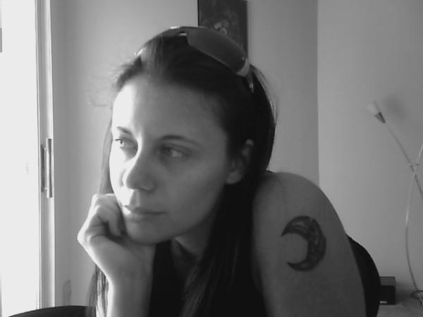 Celtic Crescent Moon Tattoo