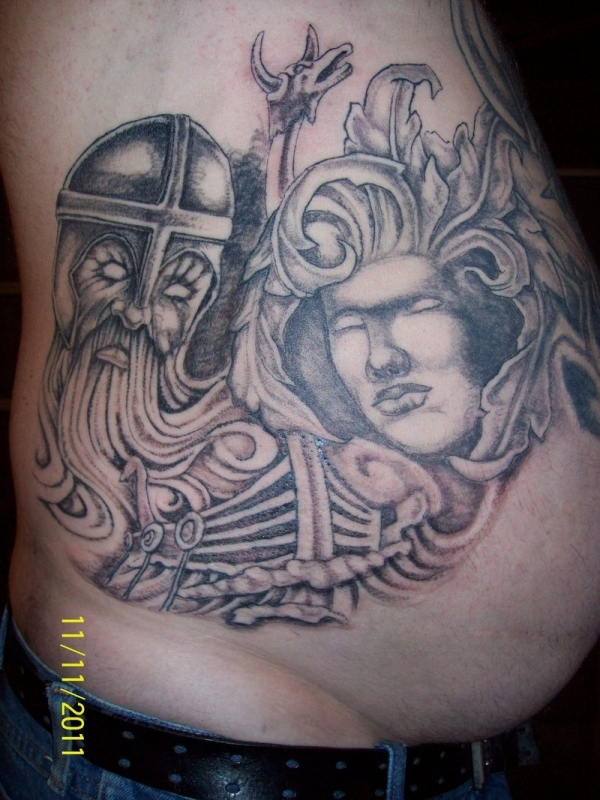 celtic viking tattoo 25 Awesome Celtic Knot Tattoos