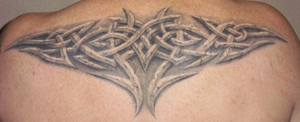 merry celtic knot tattoo 25 Awesome Celtic Knot Tattoos