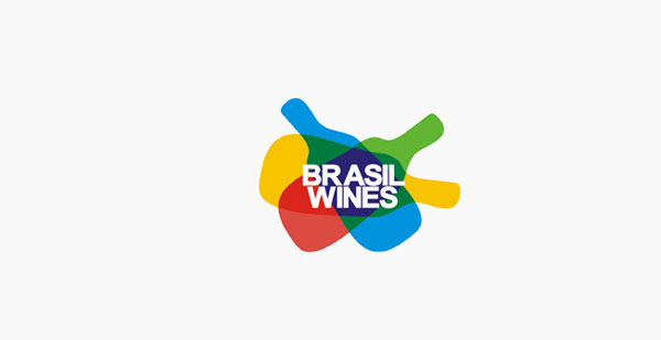 brasil wines 25 Inspirational Multi Colored Logos